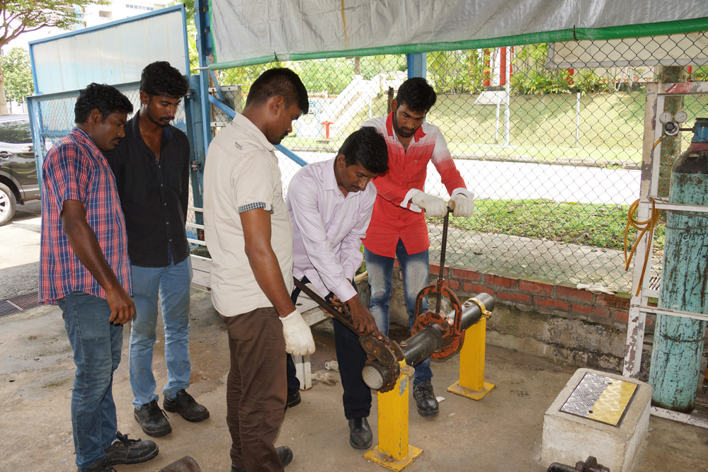 Gas PipeFitting Course