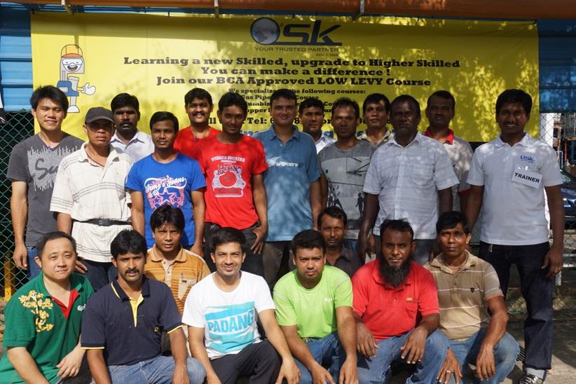 Gas Practical Training Class