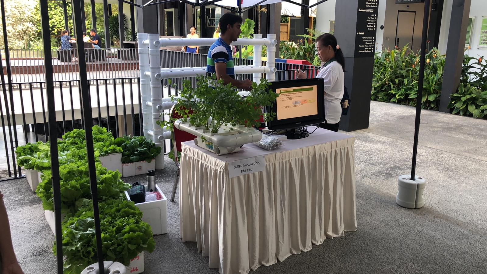 Hydroponic System Event