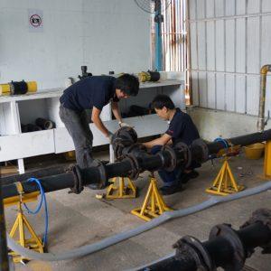 SCTC Course 201 Gas Underground