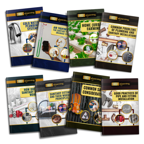 SCTC eBook Collection Bundle of all 8 eBooks